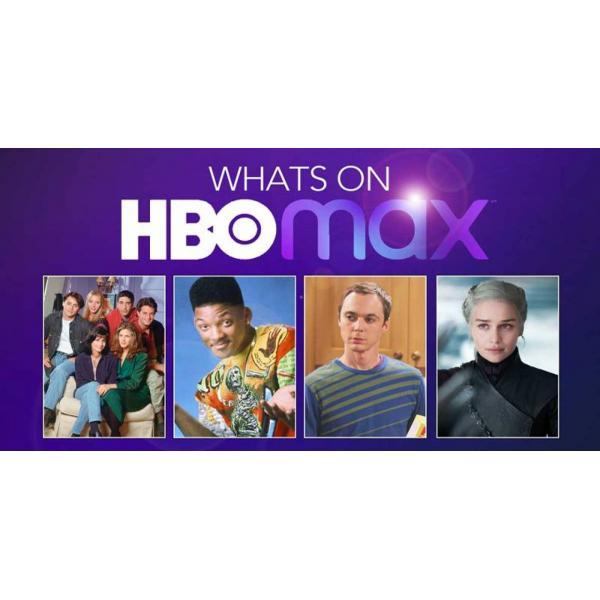 Hbo Max | One Month Subscription