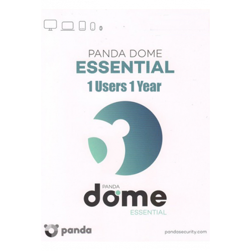 Panda Dome Essential - 3 Users | 3 Months