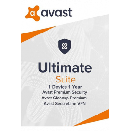 Avast Ultimate - 1 Device | 1 Year