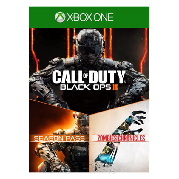Call of Duty: Black Ops (3) Iii - Zombies Deluxe (Xbox One)