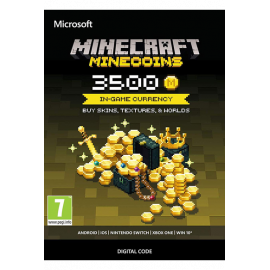 Minecraft - 3500 Minecoins (Digital Key For Official Web)