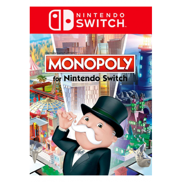 Monopoly for Nintendo (Switch)