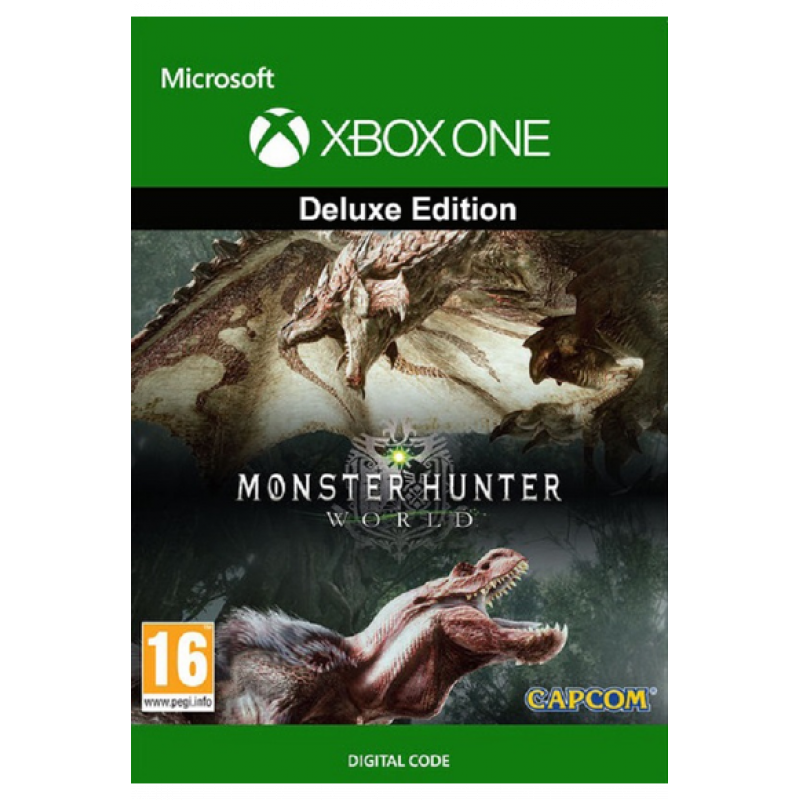Monster Hunter: World - Deluxe Edition (Xbox One)
