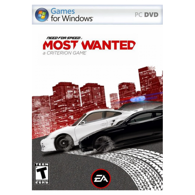 Need For Speed: Most Wanted Eng (Origin games /PC)