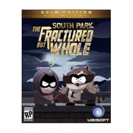 South Park: the Fractured But Whole - Gold Edition (Uplay /PC)