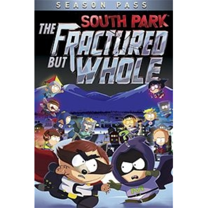 South Park - the Fractured But Whole (Season Pass) (Steam /PC)