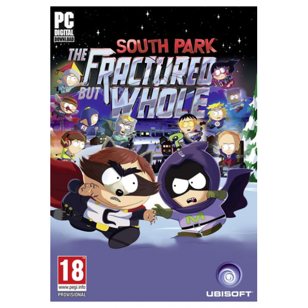 South Park: the Fractured But Whole (Uplay /PC)