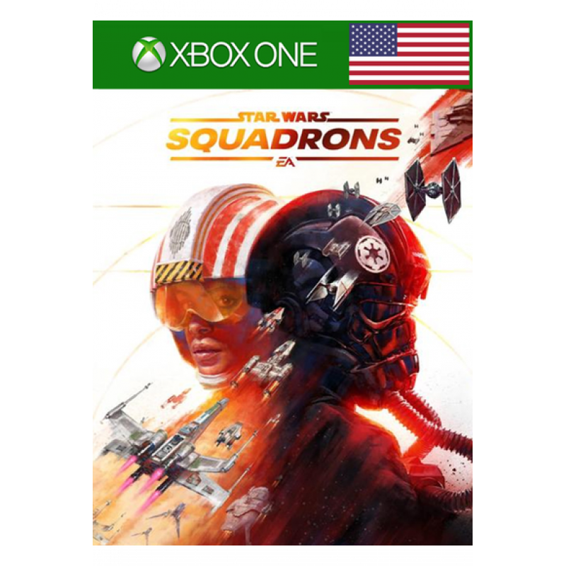 Star Wars: Squadrons (USA) (Xbox One)