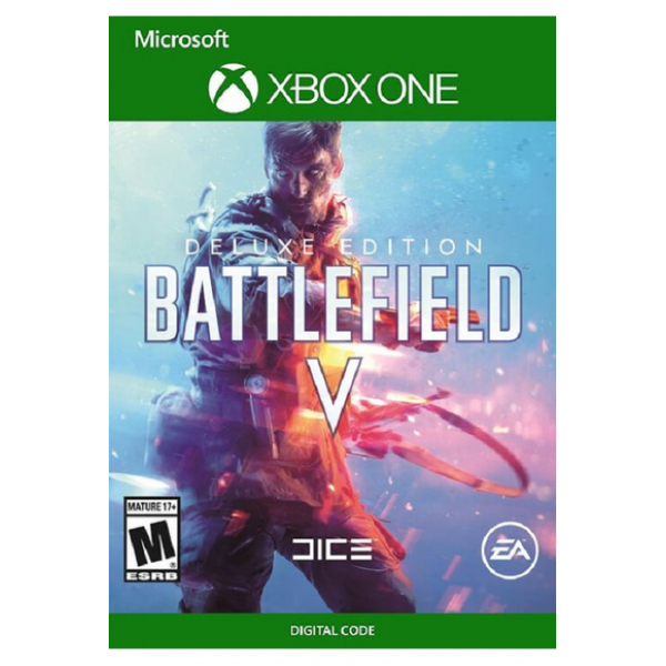 Battlefield 5 (V) - Deluxe Edition (Xbox One)