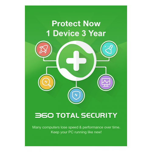 360 Total Security - 1 Device 3 Years