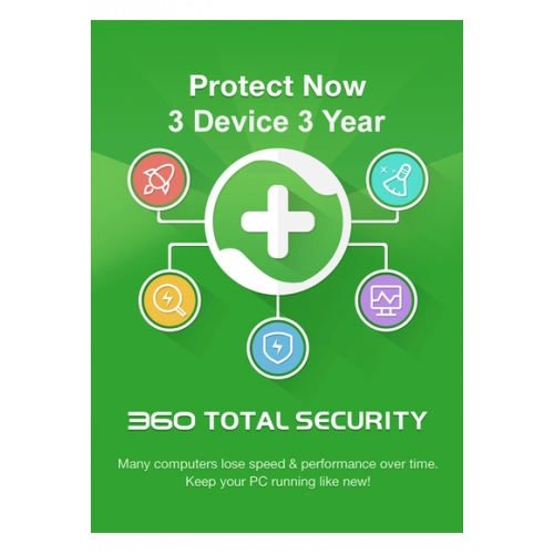 360 Total Security - 3 Device 3 Years