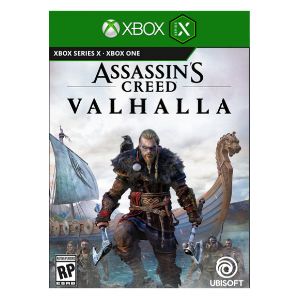 Assassin's Creed Valhalla (XBOX ONE / SERIES X)