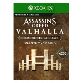 Assassin's Creed Valhalla – 4200 HELIX Credits (XBOX SERIES X)