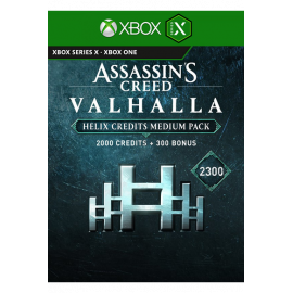 Assassin's Creed Valhalla – 2300 HELIX Credits (XBOX SERIES X)