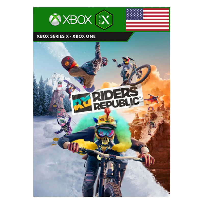 Riders Republic (USA) (XBOX SERIES X)