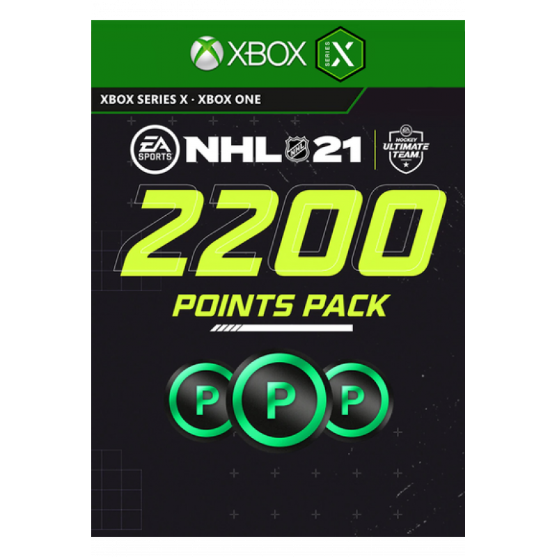 NHL 21 - 2200 POINTS PACK (XBOX ONE / SERIES X)