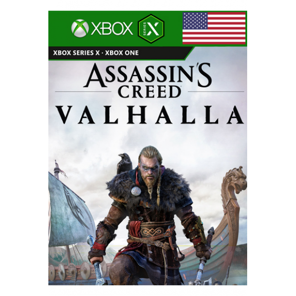 Assassin's Creed Valhalla (USA) (XBOX SERIES X)