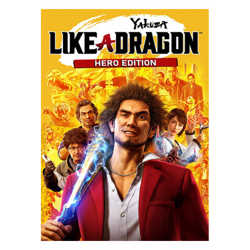 YAKUZA: LIKE A DRAGON (HERO EDITION)