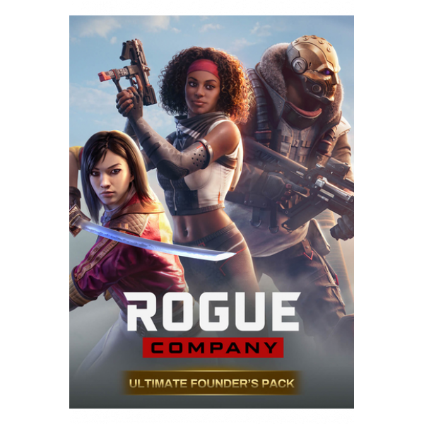 ROGUE COMPANY: ULTIMATE FOUNDER'S PACK