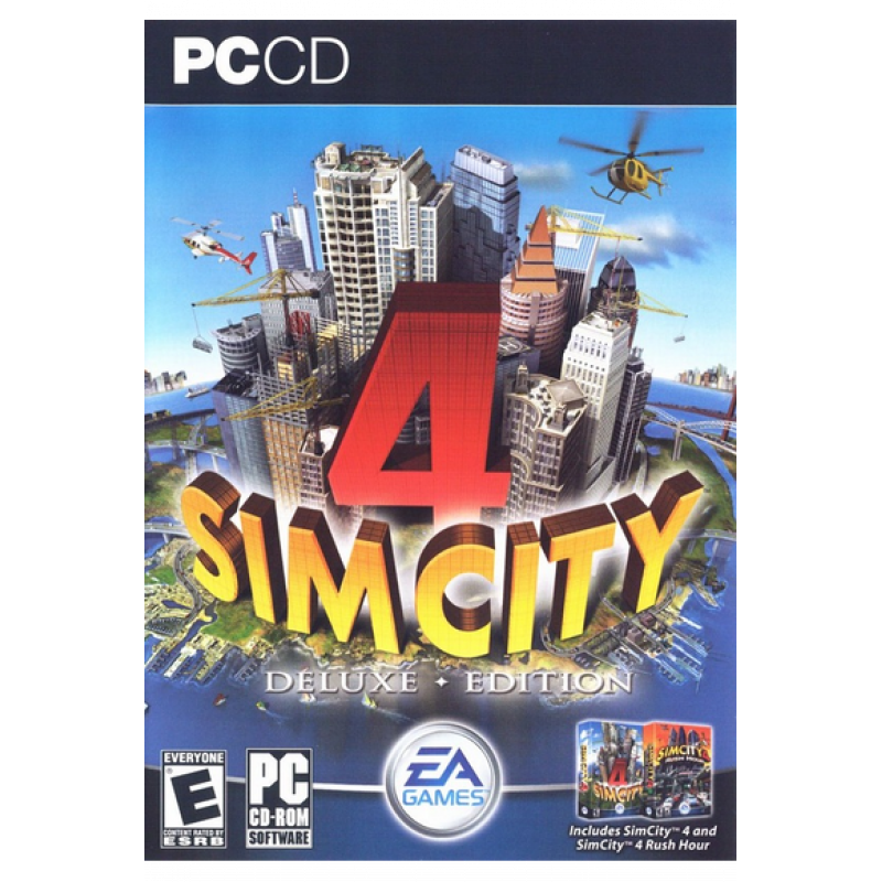 SIMCITY 4 (DELUXE EDITION)